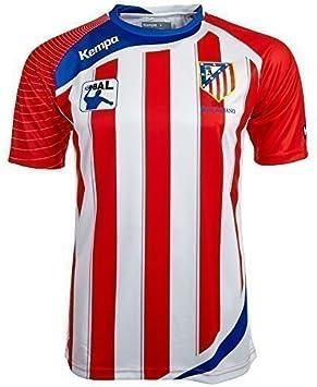 Kempa Athle tico Madrid camiseta de balonmano Blau Rot Weiß XXS ...