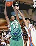 Dwight Howard Signed Picture - Authentic 8x10 High School - PSA/DNA Certified - Autographed NBA Photos