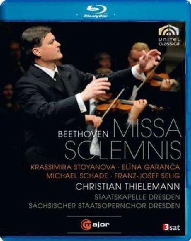 Elina Garanca - Missa Solemnis (Blu-ray)