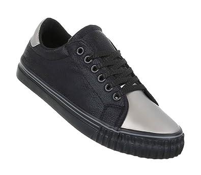 FreizeitSneaker Damen Cap Toes Low Schuhcity24 Sneakers CBxedo
