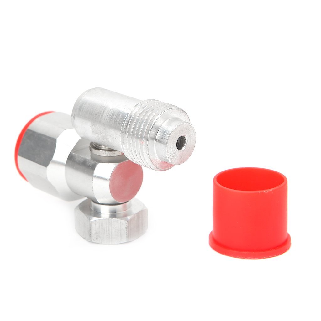 OTGO Multi-angle 7/8'' F- 7/8'' M Alloy Universal Swivel Joint Adapter for Airless Spray Sprayer Gun Tools