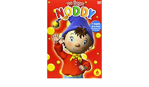 Amazon.com: Ya Llega Noddy - Primera Parte De La Serie - Volumenes 1 Al 6 (Import Movie) (European Format - Zone 2) (20: Movies & TV