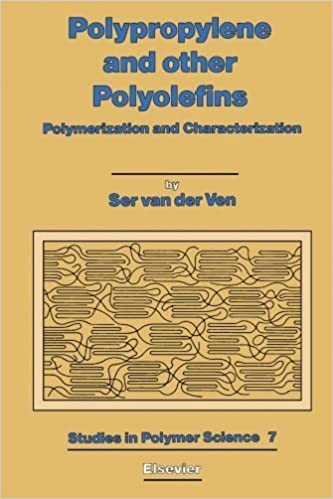 Book Polypropylene and other Polyolefins: Polymerization and Characterization by Ser van der Ven (1990-05-21)