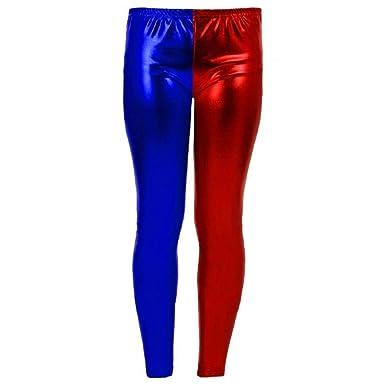 Girlzwalk - Disfraz de Harley Quinn de Escuadrón Suicida, para ...