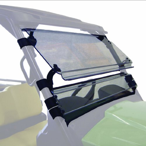 Kolpin Full-Tilt Windshield for John Deere XUV550-2903 (John Deere Gator Xuv 550 S4 Windshield)