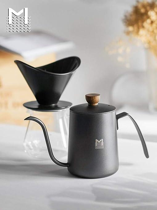 Cafetera Lavado a mano Juego de café Lavado a mano Filtro de goteo ...