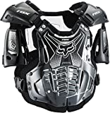 Fox Racing Youth Airframe Roost Deflector - Youth Medium/Black