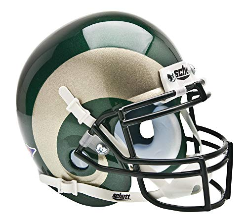 NCAA Colorado State Rams Collectible Mini Helmet Colorado State Rams Helmet