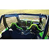 Over Armour Offroad Talon Aero-Vent Polycarbonate Hard Rear Window