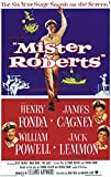 Mister Roberts, Henry Fonda, James Cagney, Jack Lemmon, Movie, Poster Art, Souvenir Magnet 2 x 3 Photo Fridge Magnet