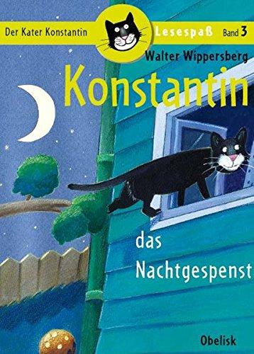 Konstantin Das Nachtgespenst 9783851975277 Amazon Com Books