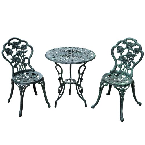 Outsunny 3 Piece Outdoor Furniture Antique product image
