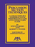Percussion Ensemble Techniques, , 0634082574