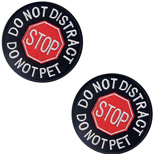service dog patch stop - 1