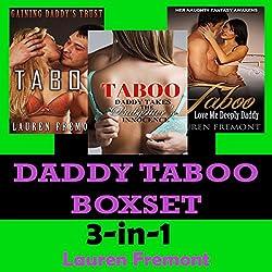 Daddy Taboo Boxset