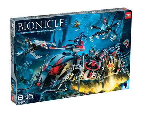 Top 15 Best Lego BIONICLE Sets Reviews in 2019 8