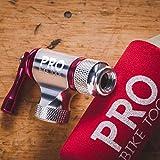Pro Bike Tool CO2 Inflator - Quick & Easy - Presta