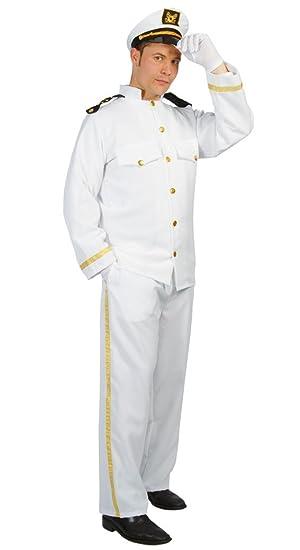 Traje de marinero uniforme de oficial al mando de capitán de ...