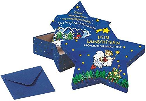 Dein Wunschstern: Fröhliche Weihnachten