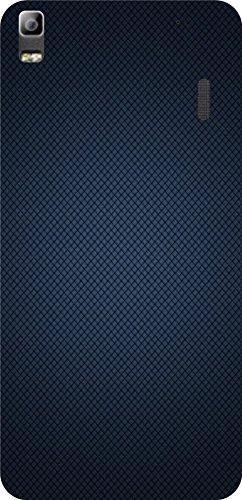 shengshou pattern design mobile back cover for lenovo k3 note a7000   blue black   Black; Blue