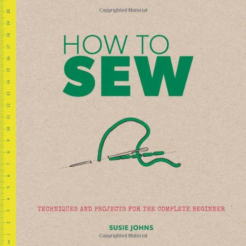 How Sew Techniques Projects Complete