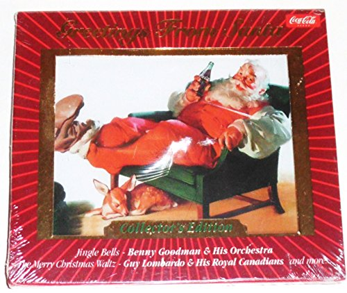 Coca-Cola Presents: Greetings from Santa, Collector's -