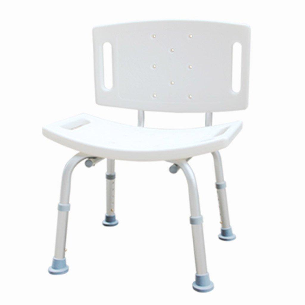 TH シャワーチェア 老人浴室の椅子バスルーム老人の椅子妊娠中の女性シャワースツール 風呂椅子 B07CDQKLNZ