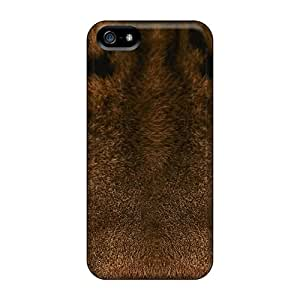 Iphone 5/5s Cases Covers - Slim Fit Tpu Protector Shock Absorbent Cases (tiger Eyes) Black Friday