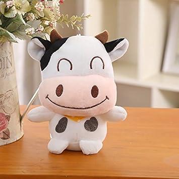 colourfulworld muñeca de la honda Vaca linda muñecas juguetes de peluche de la muñeca de regalo