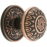 lancaster door set with lancaster knobs privacy in oil rubbed bronze doorsets