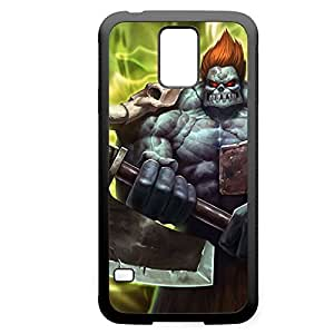 Sion-001 League of Legends LoL case cover Samsung Galaxy Note3 - Rubber Black