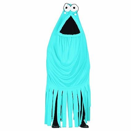 Amakando Traje Completo Bestia Azul Disfraz Monstruo Adulto ...