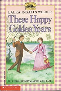 Paperback These Happy Golden Years Book