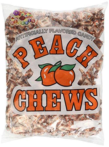- Albert's Peach Chews 240 Count Bag