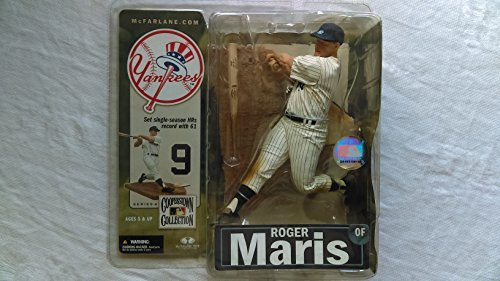 Stripe Yankees York - McFarlane Toys MLB Cooperstown Series 4 Roger Maris New York Yankees (Pinstripes)