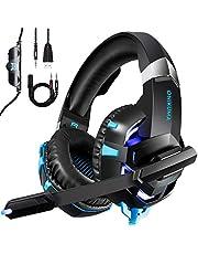 kdorrku Headset Blue/red