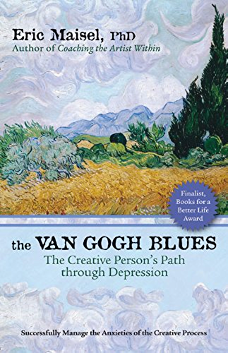 The Van Gogh Blues: The Creative Person's Path Through Depression (English Edition)