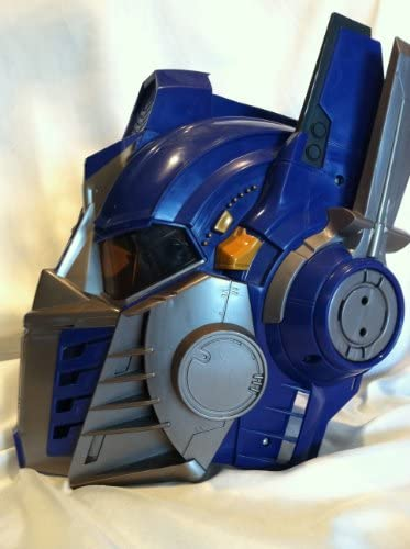 HASBRO 2006 Transformers Optimus Prime Voice Changing Talking Casque Cosplay Toy