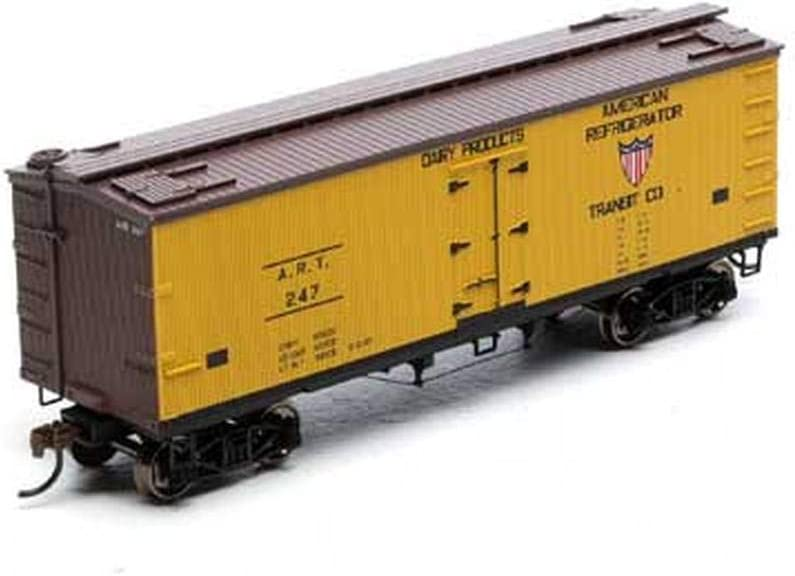 Athearn HO 36 Old Time Wood Reefer ART #247