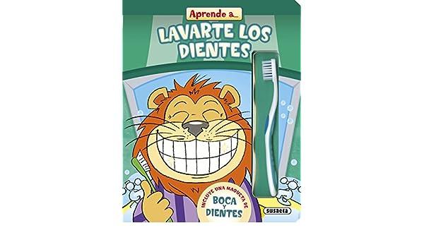 Aprende a lavarte los dientes: EQUIPO SUSAETA: 9788467744422: Amazon.com: Books