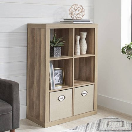 Better Homes and Gardens 6-Cube Organizer (Weathered) from Better Homes & Gardens