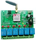 GSM Based Control Switch - 6 Channel