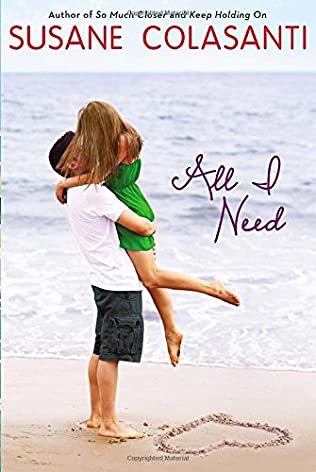 book cover of All I Need