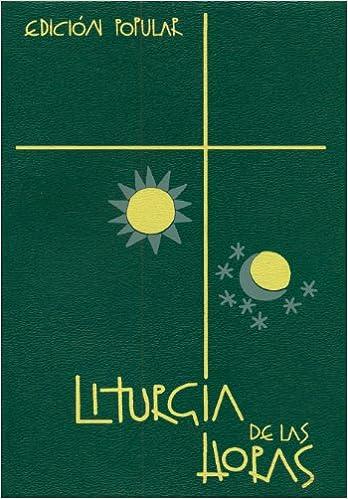 Liturgia de las horas: Edición popular: Laudes, visperas y completas: Amazon.es: Buena Prensa: Libros