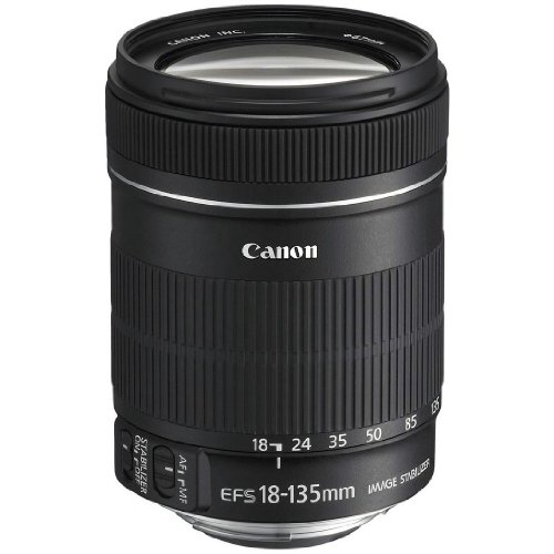 Canon EF-S 18-135mm f/3.5-5.6 IS UD Standard Zoom Lens (Canon USA) for Digital SLR Cameras + WSP Cleaning Kit by Canon