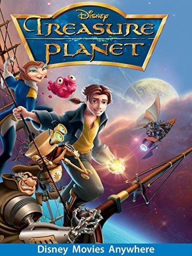 Amazon.com: Treasure Planet: John Musker, Ron Clements ...