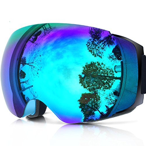 Top 5 Best snowboarding goggles men to Purchase (Review ...