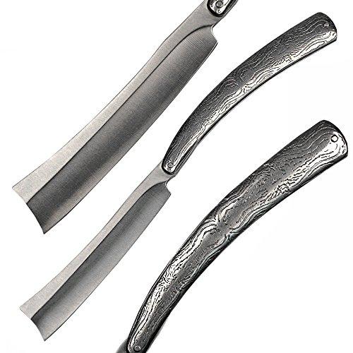 Sweeney Todd Demon Barber Cut Throat Knife Shaving Razor Sharp ()