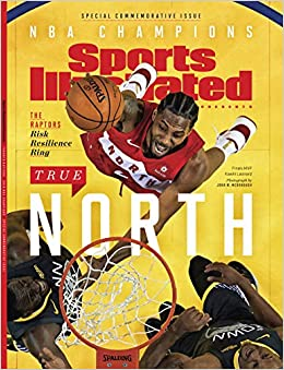 Sports Illustrated NBA Finals Champion Commemorative ...