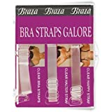 5006 Narrow Clear Straps Galore From Braza